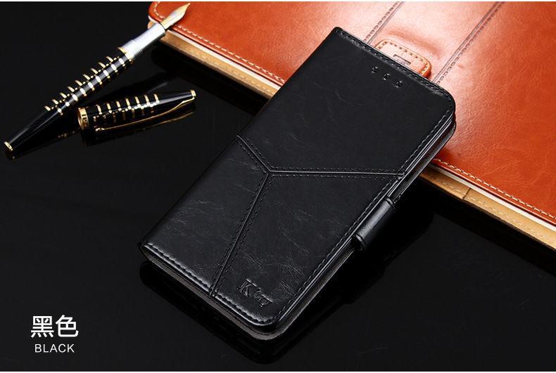 """Premium Кожаный чехол K""""try для Xiaomi Redmi Note 4X"""