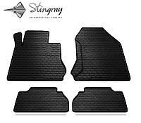 Stingray Модельные автоковрики в салон Mercedes-Benz W210 E 1995- Комплект из 4-х ковриков (Черный)
