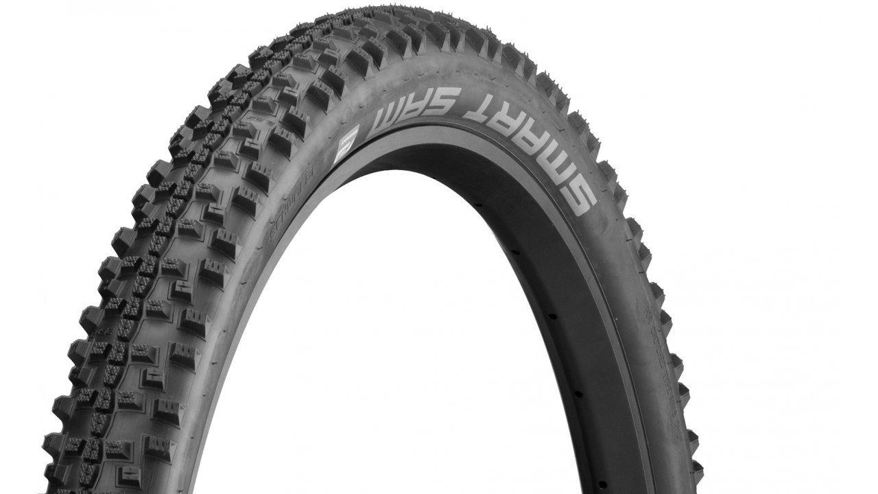 "Покрышка Schwalbe Smart Sam Performance Dual LiteSkin 27,5"" x 2,1"" Folding"