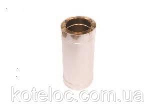 Труба из нержавеющей стали с теплоизоляцией
