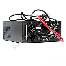 LUXEON UPS-500ZR - Кращий безперебійник для котла - ДБЖ, фото 2