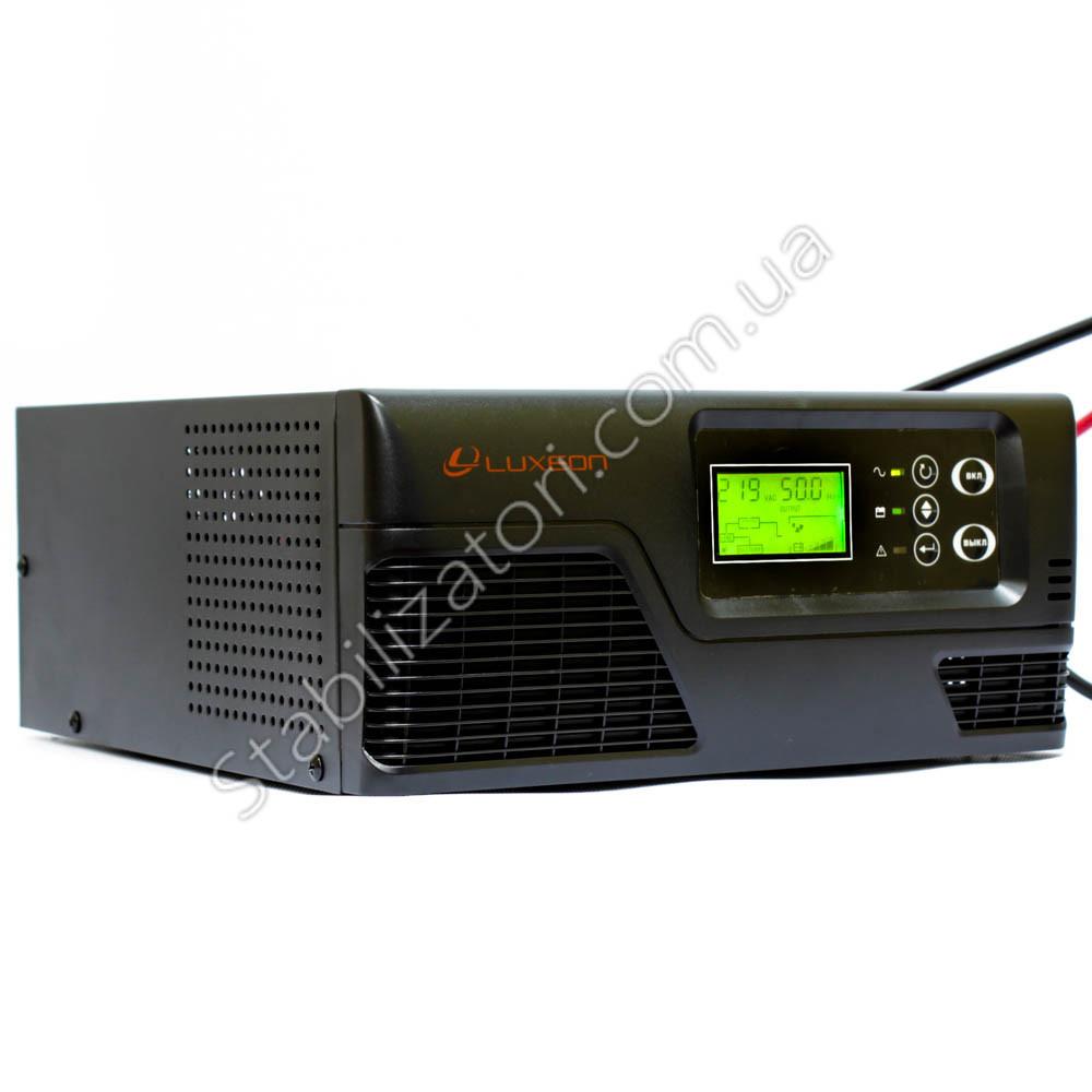 LUXEON UPS-1500ZR - Лучший бесперебойник для котла - ИБП