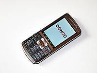 """Телефон DONOD D801 TV -  2Sim + 2.4"""" сенсорный экран + FM + Camera + Bluetooth, фото 1"""