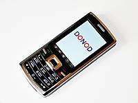 """Телефон DONOD D802 TV - 2Sim + 2,4"""" сенсорный экран + Camera + FM +BT - метал.корпус, фото 1"""