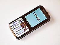 """Телефон DONOD D906 - 2 sim  - сенсор 2.4"""" - TV - FM - Bt - Cam- металлический корпус, фото 1"""