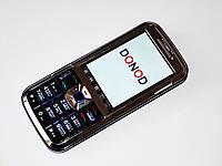 Телефон DONOD D909 - 2Sim+TV+BT+Cam+FM - металлический корпус, фото 1