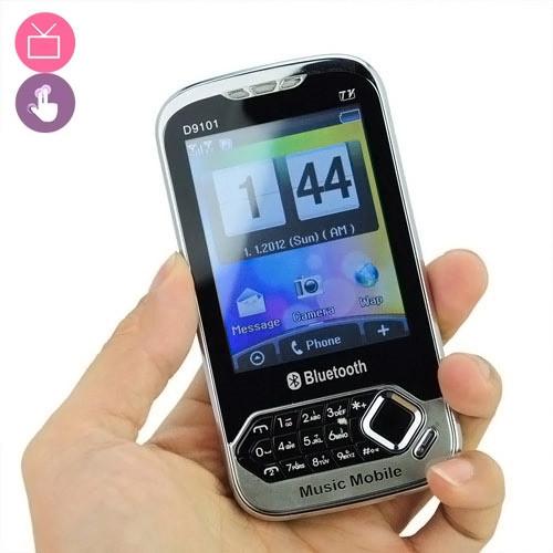 """Телефон DONOD D9101 -  2Sim - сенсор 2.9"""" - TV - FM - Bt - Camera"""