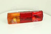 Фонарь КАМАЗ заднего левая ( крепления на 2 болта) ФП130В ( новый образца) 24В 5320-3716011