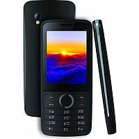 Стильный кнопочный мобильный телефон с большим экраном на 2 сим карты Bravis Major