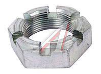 Гайка М33х1,5 вала моста (производитель КамАЗ) 853522