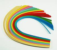 Набор бумаги для квиллинга №17 Мицар 5 мм/98 полосок 7 цветов