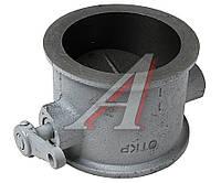 Корпус вспомогательного тормоза с заслонкой (производитель КамАЗ) 6460-3570014-10