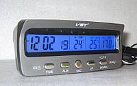 Часы автомобильные VST 7045V, фото 1