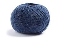 Натуральная  пряжа для вязания Lamana-Milano_41M_Jeansblau_Dark-Denim, джинс, джинсовый