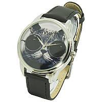 Неординарные наручные часы AndyWatch. Кот Лепса