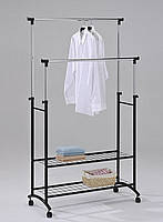 Вешалка для одежды телескопическая