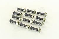 Болт ГАЗ М12х1,25х38 шестерни главной передачи3307,3309,33104 (с гайкой и шплинтом)  53А-2403232/292811