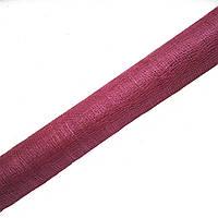 Синамей Бордовый сетка для шляп, цветов, декора, поделок 9 м