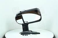 Зеркало боковое ГАЗ 3302 новый образца с поворотного левая черное, глянец  46.8201021-50
