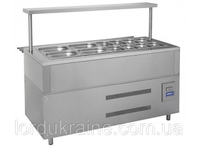 Прилавок холодильный ПХ-1500 Кий-В