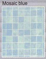 Панель пластиковая 250*5950*8мм Mosaic blue