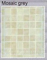 Панель пластиковая 250*5950*8мм Mosaic grey