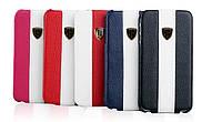 Чехол для iPhone 4/4S - Nuoku Genuine leather case