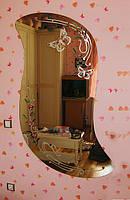 Зеркало с фьюзингом