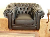 Кресло кожаное мод.CHESTER