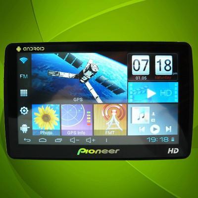 "GPS навигатор Pioneer 5"" X50 4gb"