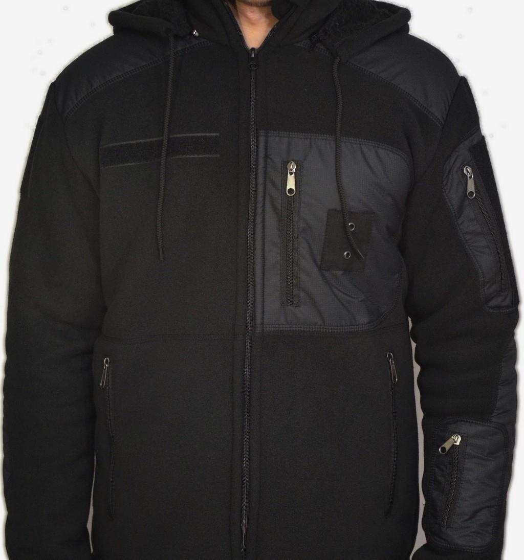 """Куртка флисовая """"Mammut Police"""" (плотность 450 гр/м2)"""