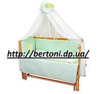 Детский постельный комплект для новорожденных Звезда