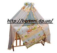 Детский постельный комплект для новорожденных Дрема