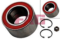Подшипник ступицы передний ВАЗ 2108, ВАЗ 2109 комплект на одно колесо (производитель FAG) 713 6910 10