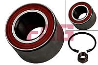 Подшипник ступицы заднего ВАЗ 2108, ВАЗ 2109 комплект на одно колесо (производитель FAG) 713 6911 00