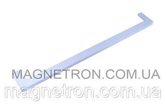 Обрамление переднее стеклянной полки для холодильника Indesit С00280600