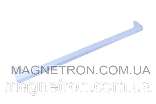 Обрамление переднее стеклянной полки для холодильника Indesit С00114431, фото 2