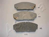 Колодка тормозная HONDA ACCORD (производитель ASHIKA) 50-04-426