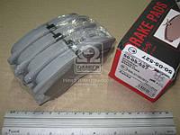Колодка тормозной MITSUBISHI PAJERO (Производство ASHIKA) 50-05-527