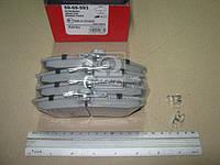 Колодка тормозной MITSUBISHI CARISMA (Производство ASHIKA) 50-05-593