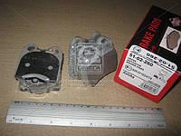 Колодка тормозная LEXUS GS (производитель ASHIKA) 51-02-260