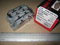 Колодка тормозная MITSUBISHI LANCER (производитель ASHIKA) 51-05-504
