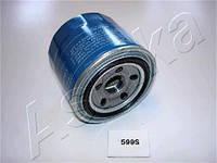 Фильтр масляный KIA, HYUNDAI (пр-во ASHIKA) 10-05-599