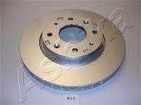 Диск тормозной (производитель ASHIKA) 60-0K-K17