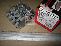 Колодка тормозная MITSUBISHI CARISMA (производитель ASHIKA) 51-05-507