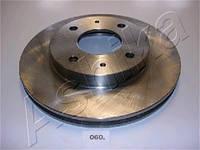 Диск тормозной (производитель ASHIKA) 60-00-060