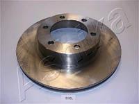 Диск тормозной (Производство ASHIKA) 60-02-205