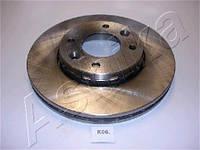 Диск тормозной (производитель ASHIKA) 60-0K-006