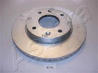 Диск тормозной (производитель ASHIKA) 60-0K-014