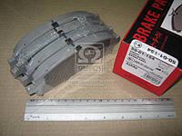 Колодка тормозная NISSAN X-TRAIL (производитель ASHIKA) 50-01-154